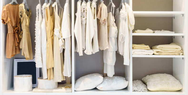 How to Design a Walk in Closet